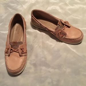 Sperry Coil Ivy Boat Shoes, 6.5